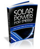 Thumbnail Solar Power For Energy with Private Label Rights