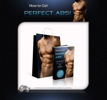 Product picture How To Get Perfect Abs with PLR